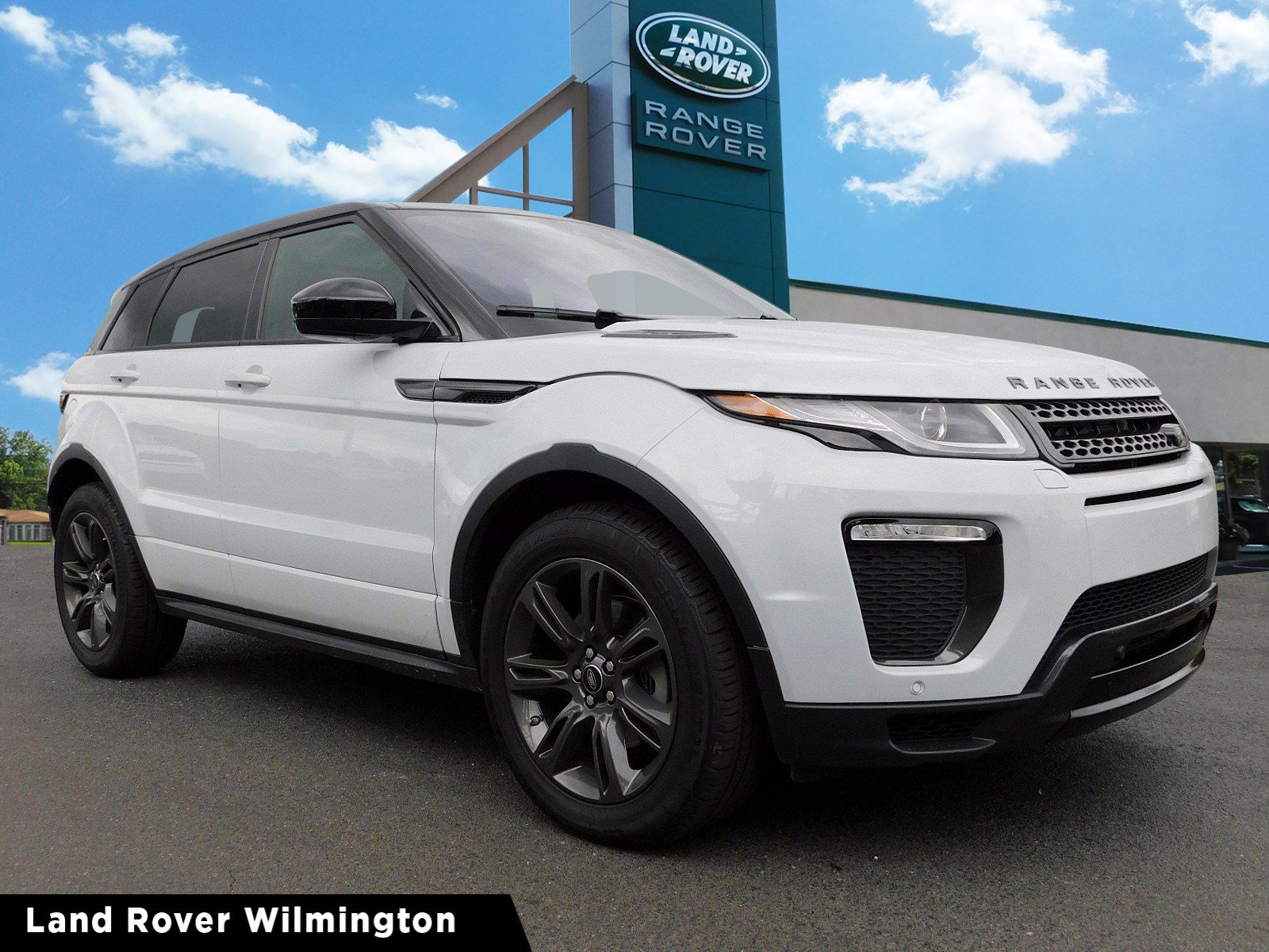 Certified Pre-Owned 2018 Land Rover Range Rover Evoque SE Premium