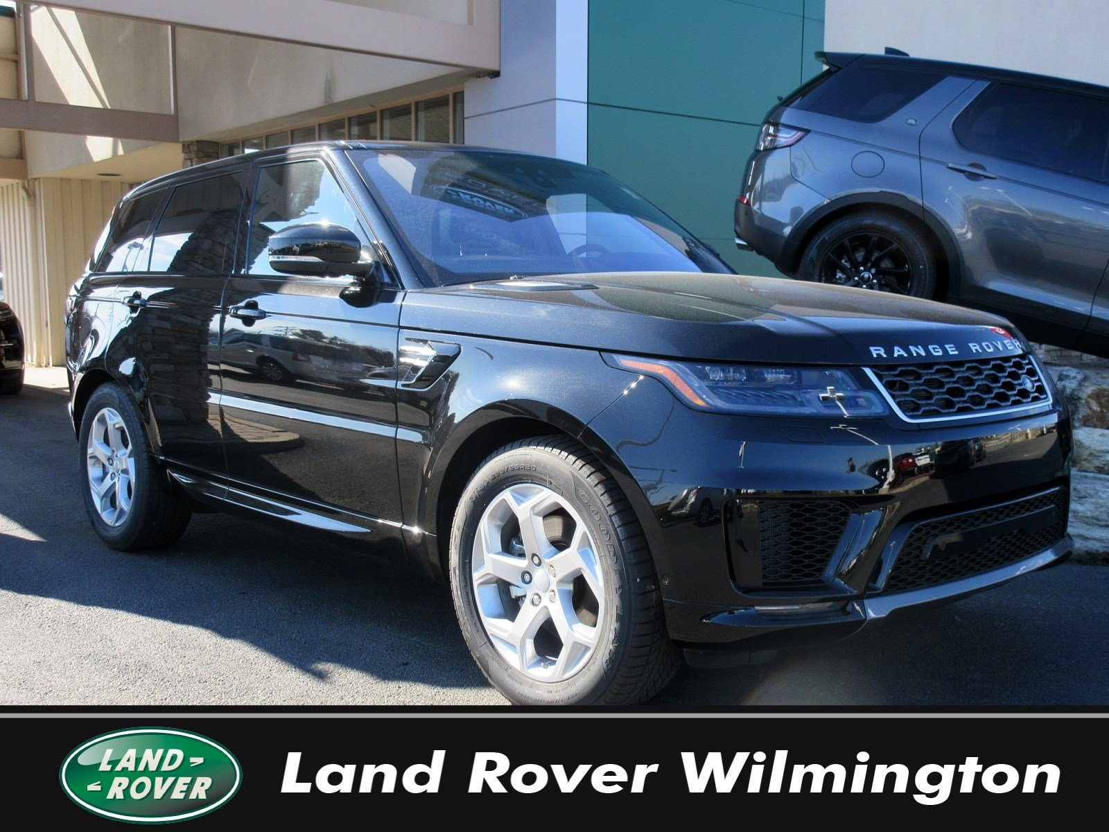 New 2018 Land Rover Range Rover Sport HSE With Navigation & 4WD
