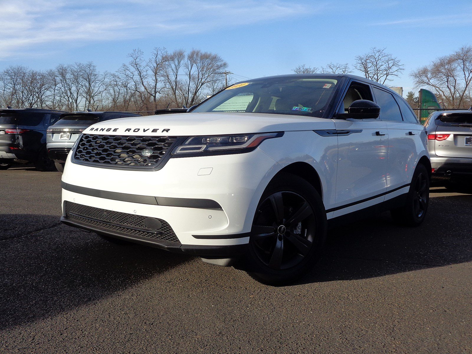 Certified Pre-Owned 2020 Land Rover Range Rover Velar S