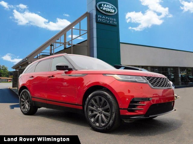 Certified Pre-Owned 2019 Land Rover Range Rover Velar R-Dynamic SE With Navigation & 4WD