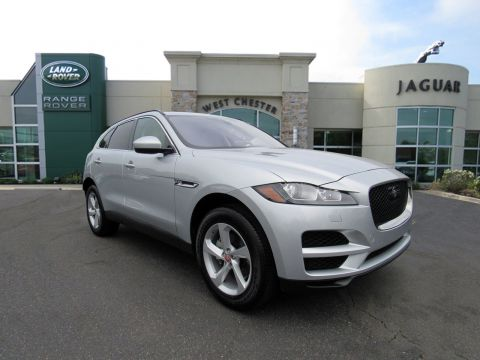 Certified Pre-Owned 2019 Jaguar F-PACE 25t Premium