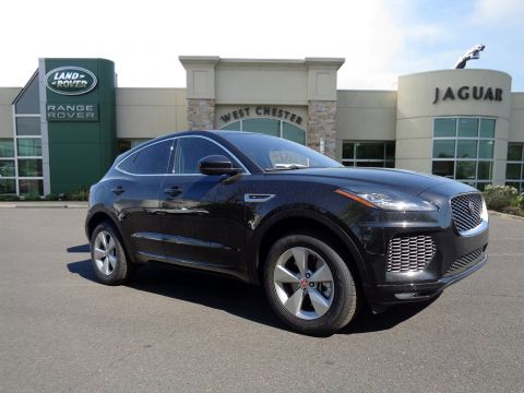 Certified Pre-Owned 2018 Jaguar E-PACE R-Dynamic S