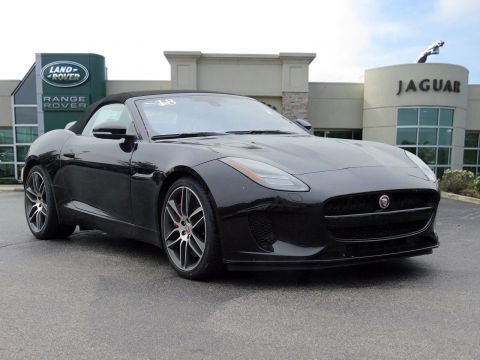 Certified Pre-Owned 2018 Jaguar F-TYPE 380HP