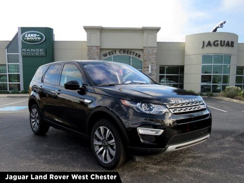 Pre-Owned 2018 Land Rover Discovery Sport HSE Luxury