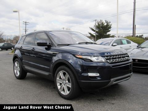 Pre-Owned 2015 Land Rover Range Rover Evoque Pure Plus