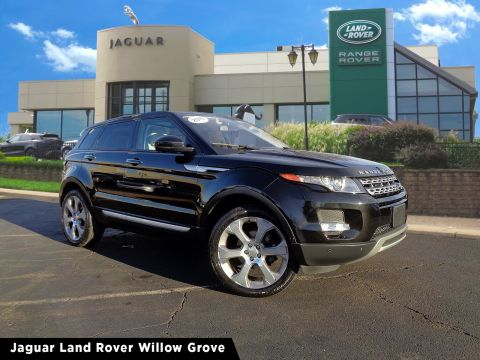 Certified Pre-Owned 2015 Land Rover Range Rover Evoque Prestige